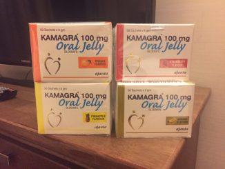 Viagra gel