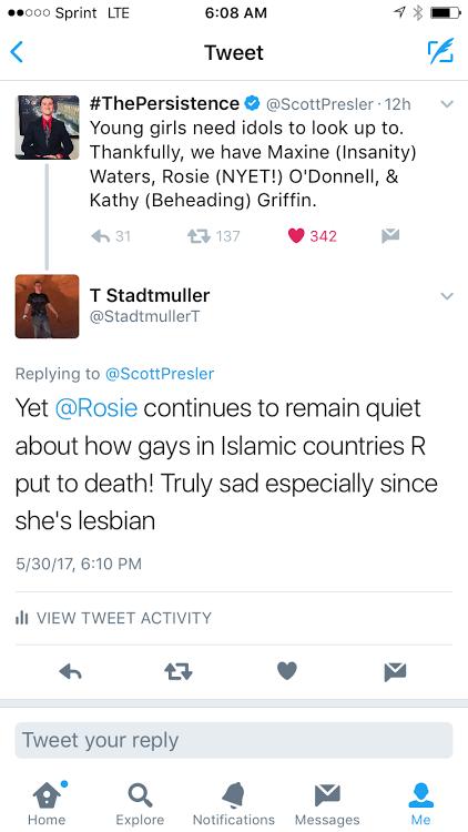 I tag Rosie